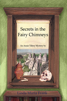 secrets in the fairy chimneys book