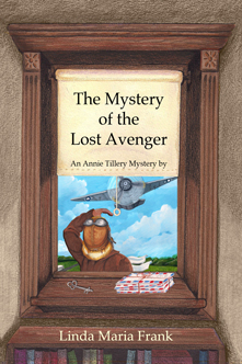 The Mystery of the Lost Avenger Book Cover