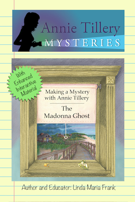 Making a Mystery Front Cover