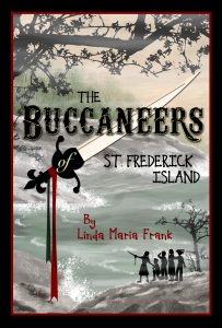 The Buccaneers of St. Frederick Island Front Cover